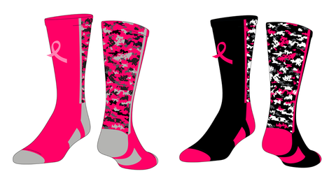 sports-socks-breast-cancer-awareness