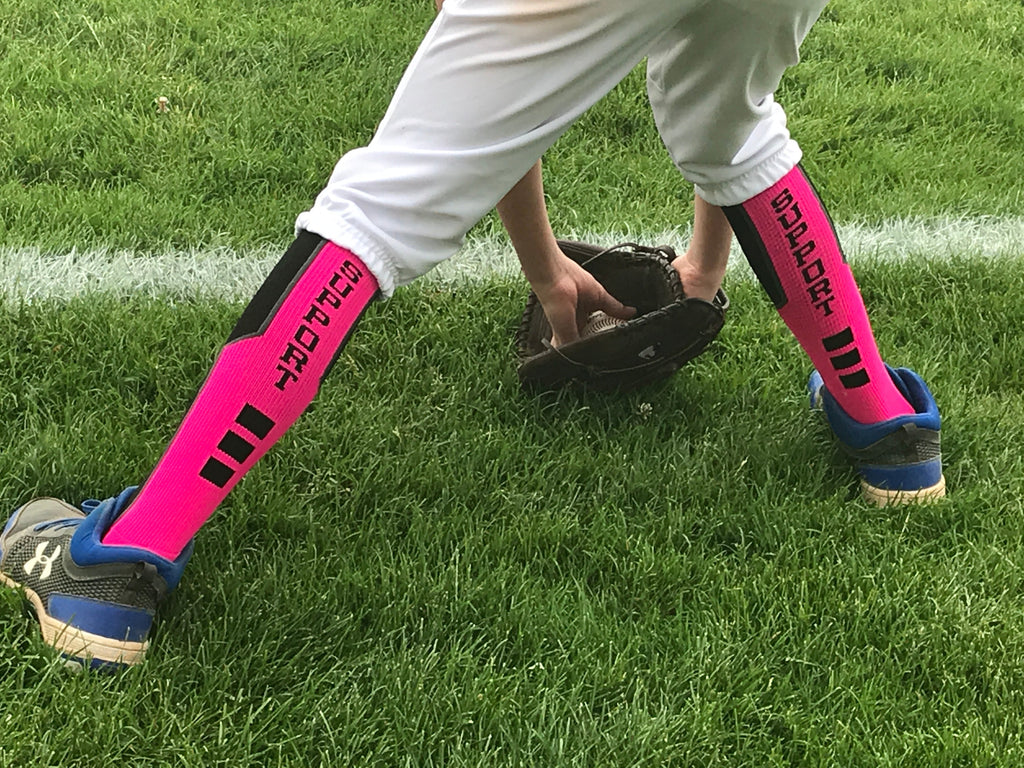 baseball-socks-breast-cancer-awareness