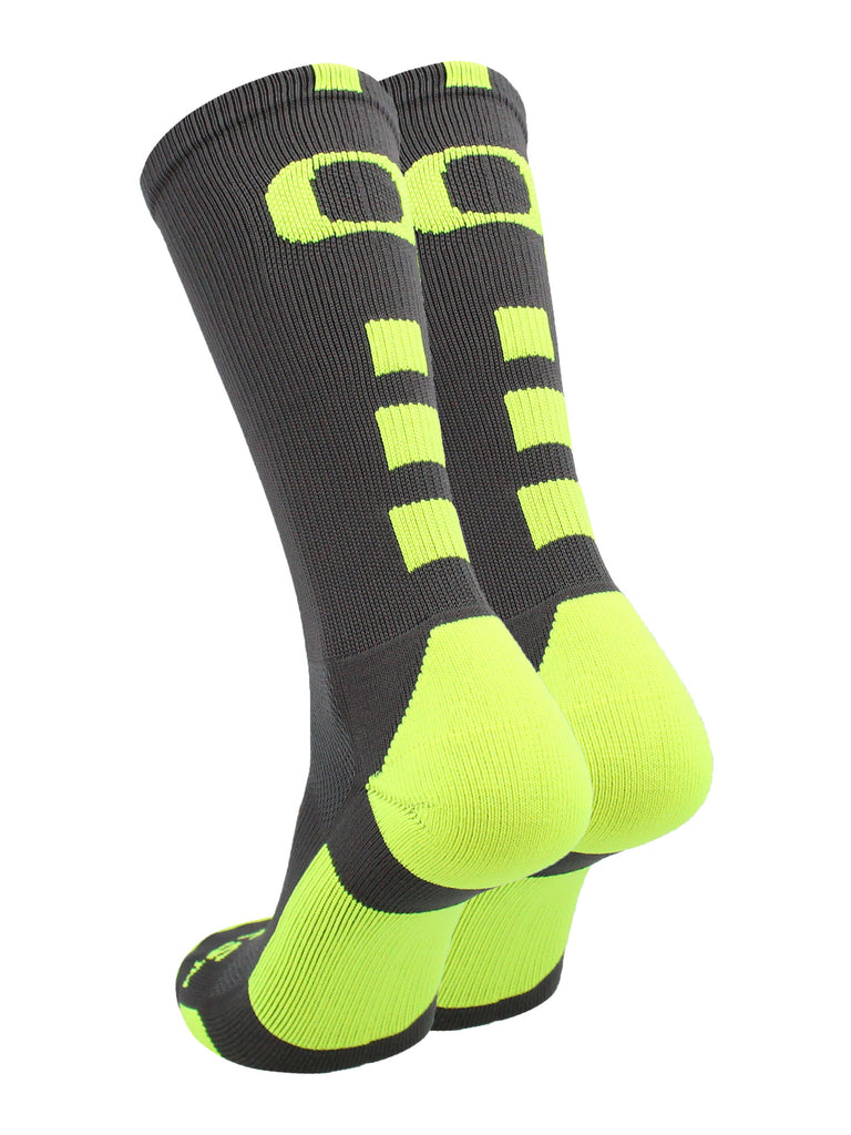 NCAA Oregon Ducks Socks Crew