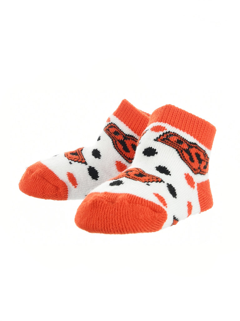 Oklahoma State Cowboys Toddler Socks Low Cut Little Fan
