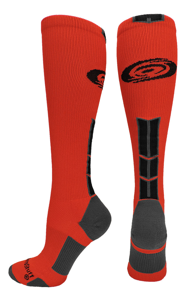Hurricanes Logo Over the Calf Socks (multiple colors)