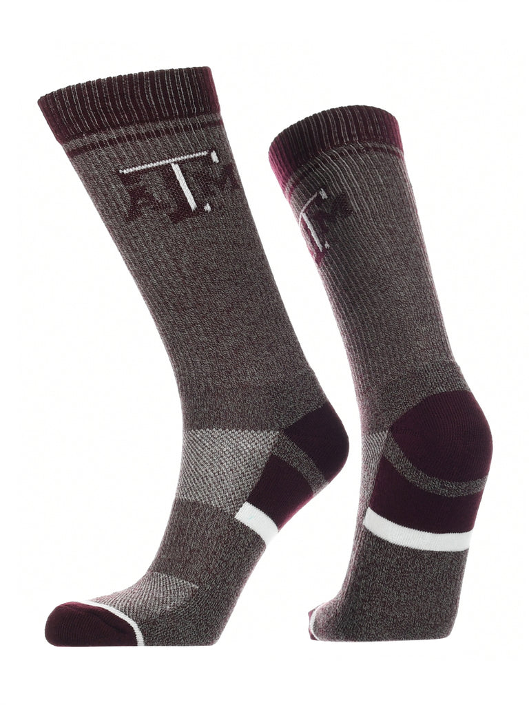 Texas A&M Aggies Socks Victory Parade Crew Length