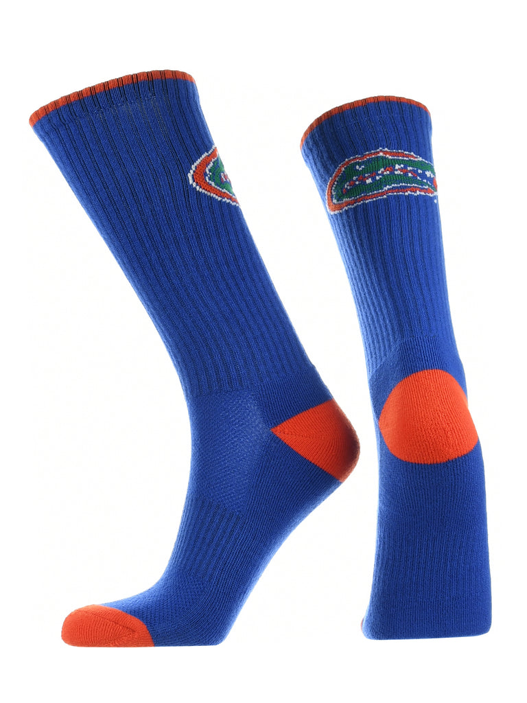 Florida Gators Socks Campus Legend Crew Length