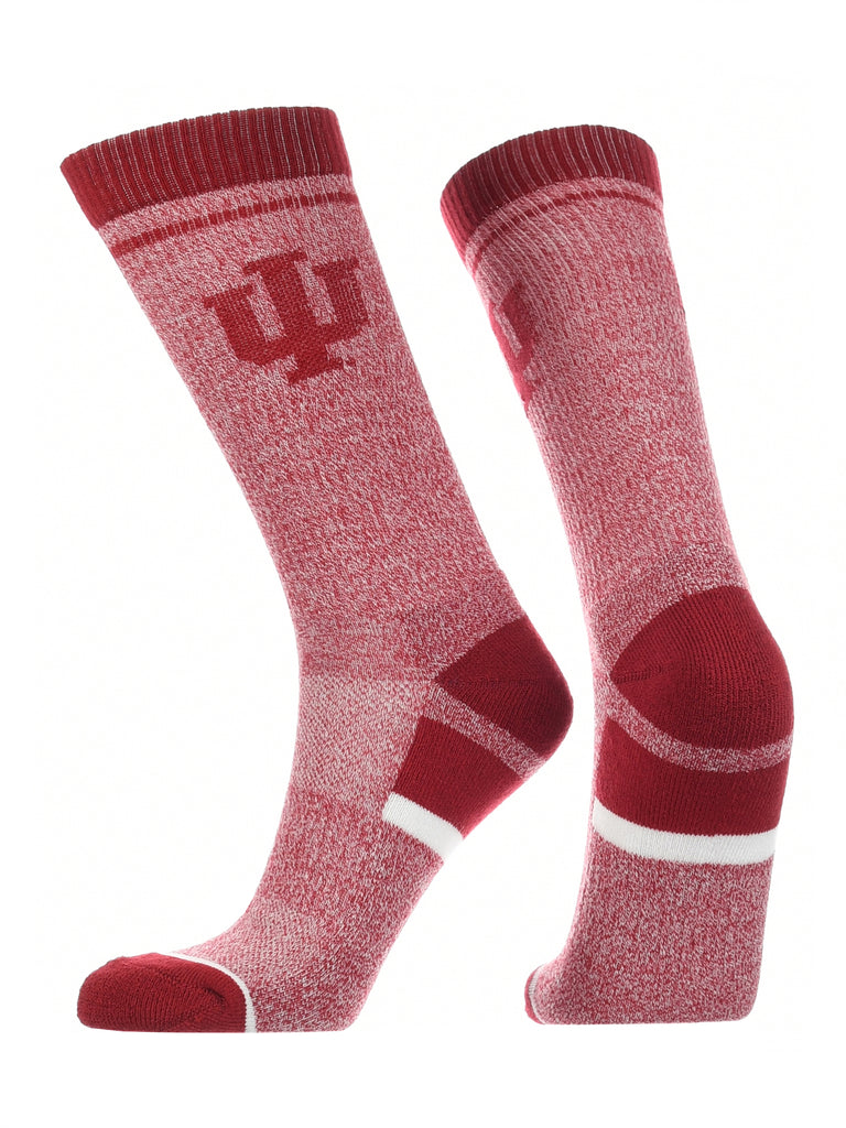 Indiana Hoosiers Socks Victory Parade Crew Length