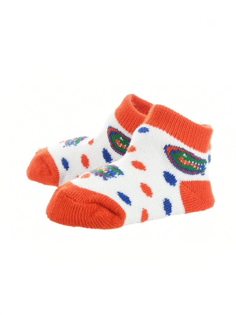 Florida Gators Toddler Socks Low Cut Little Fan