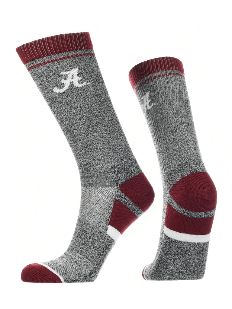 Alabama Crimson Tide Socks Victory Parade Crew Length