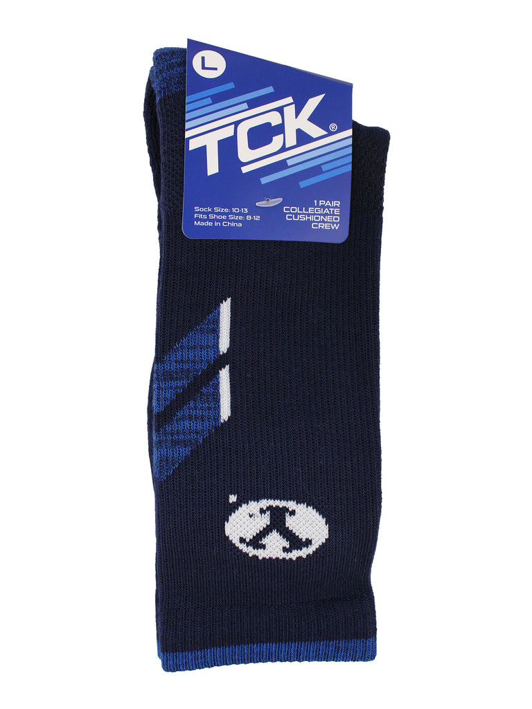 BYU Cougars Socks Brigham Young University Cougars Champion Crew Socks