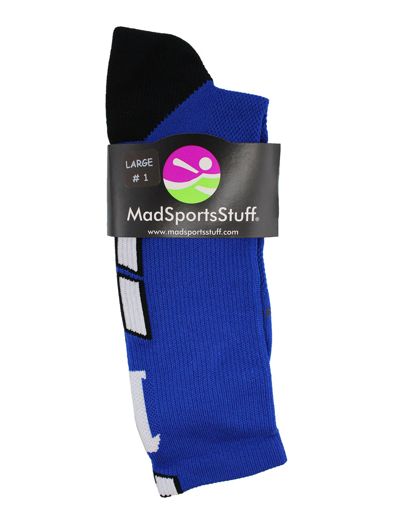 Player Id Jersey Number Socks Crew Length Royal and White
