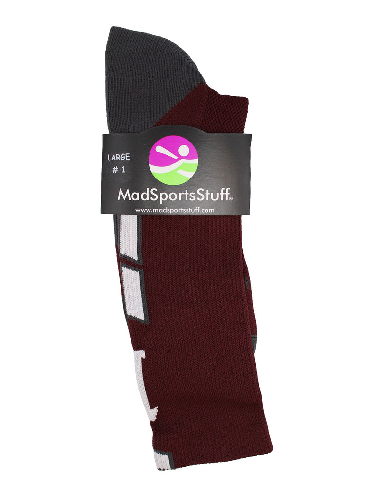 Player Id Jersey Number Socks Crew Length Maroon and White
