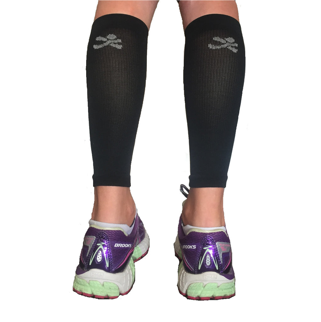 Graduated Compression Leg Sleeves 1 pair