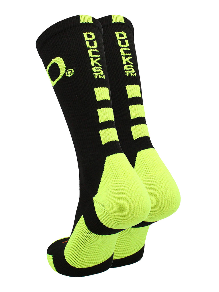 NCAA Oregon Ducks Socks Baseline Crew