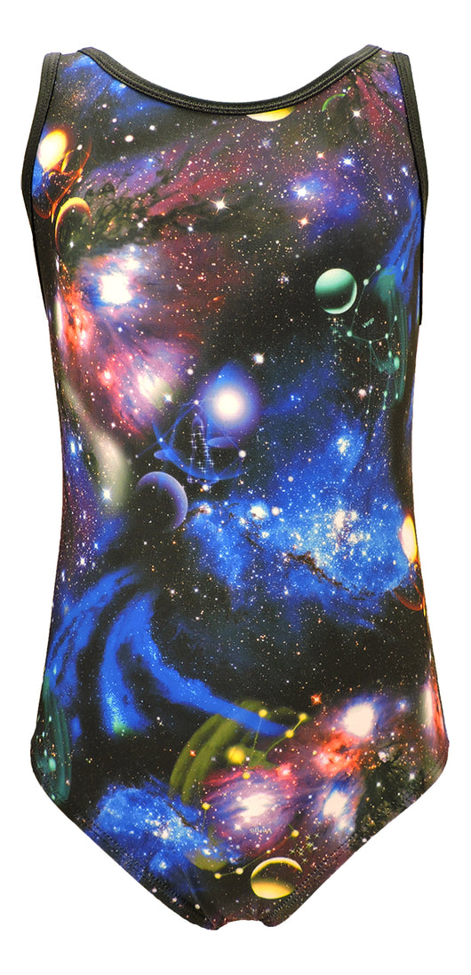 Galaxy Tank Leotard (Galaxy, Youth 10-12)
