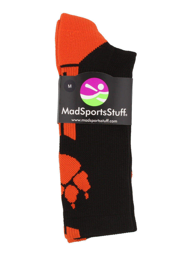 Wild Paws Athletic Crew Socks (multiple colors)
