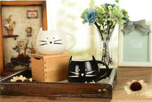 Lovely Cute Cat Design Coffee Mug