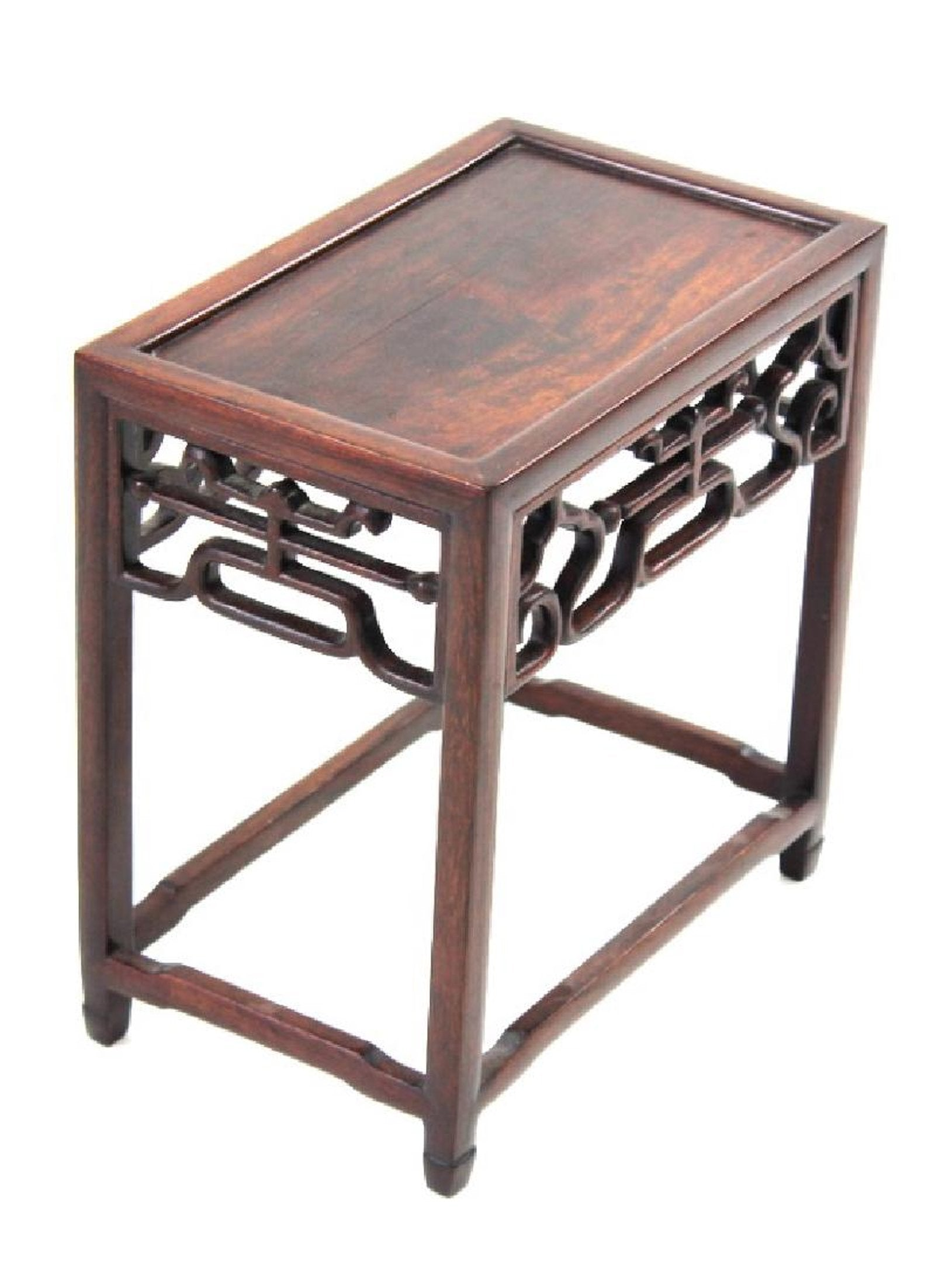 Chinese Rosewood Miniature Table