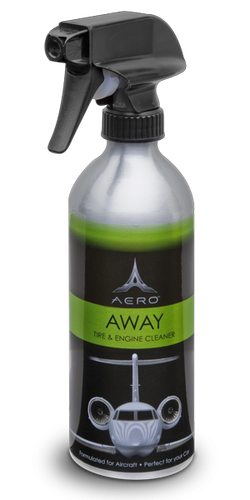 AWAY (degreaser, tire, wheel and engine cleaner)