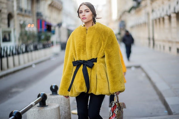 Get PARIS FASHION WEEK Street Style Now By: Eunice C.