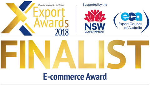 NSW Export Awards Finalist