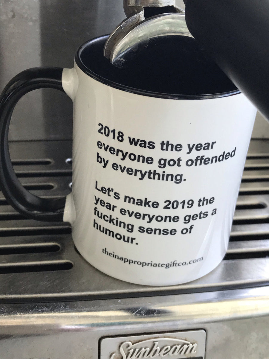 2019 the year everyone gets a sense of humour TIGC The Inappropriate Gift Co