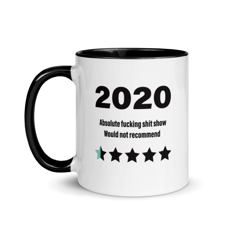 2020 - Absolute F*cking Sh*tshow Mug TIGC The Inappropriate Gift Co