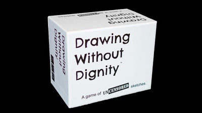 Drawing Without Dignity - A Game of Uncensored Sketches TIGC The Inappropriate Gift Co