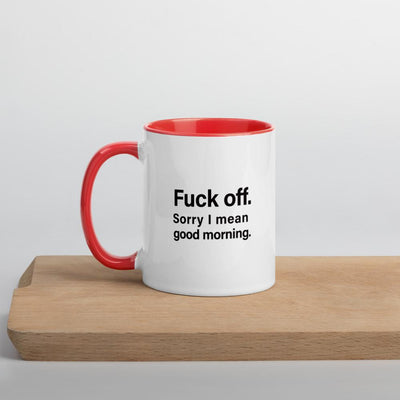 Fuck off Sorry I mean good morning TIGC The Inappropriate Gift Co