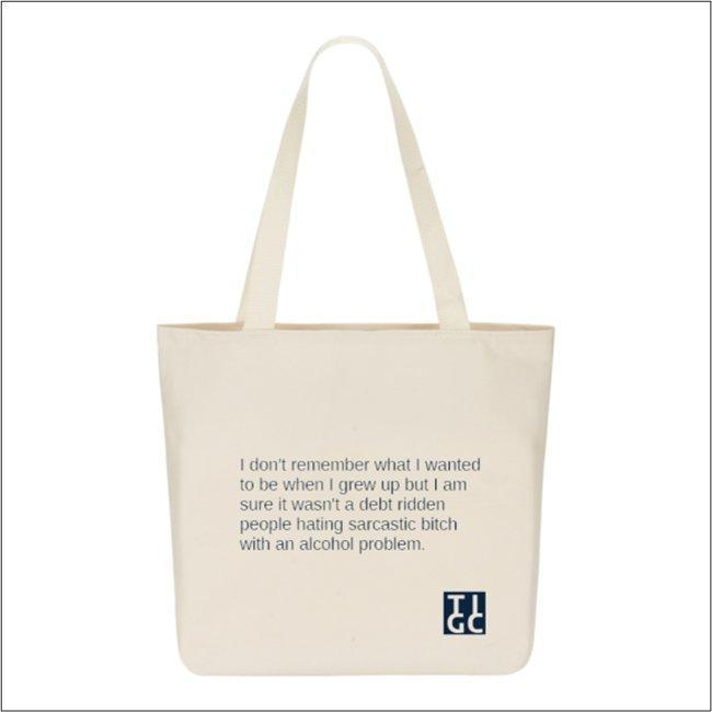 Sarcastic Bitch Bag