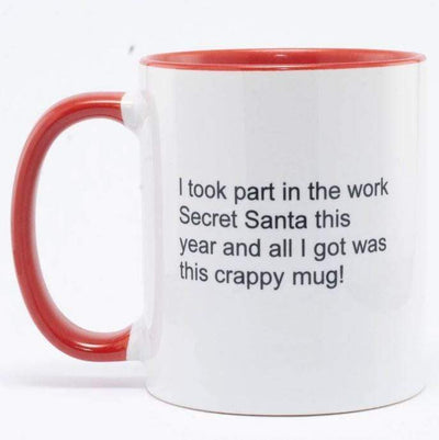 Secret Santa TIGC The Inappropriate Gift Co