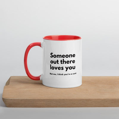 Someone loves you TIGC The Inappropriate Gift Co