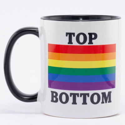 Top or Bottom Mug TIGC The Inappropriate Gift Co