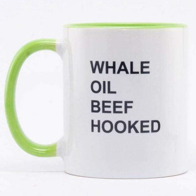 Whale Oil Beef Hooked TIGC The Inappropriate Gift Co