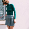 Womens Fashion Designer Label HEW Knitwear