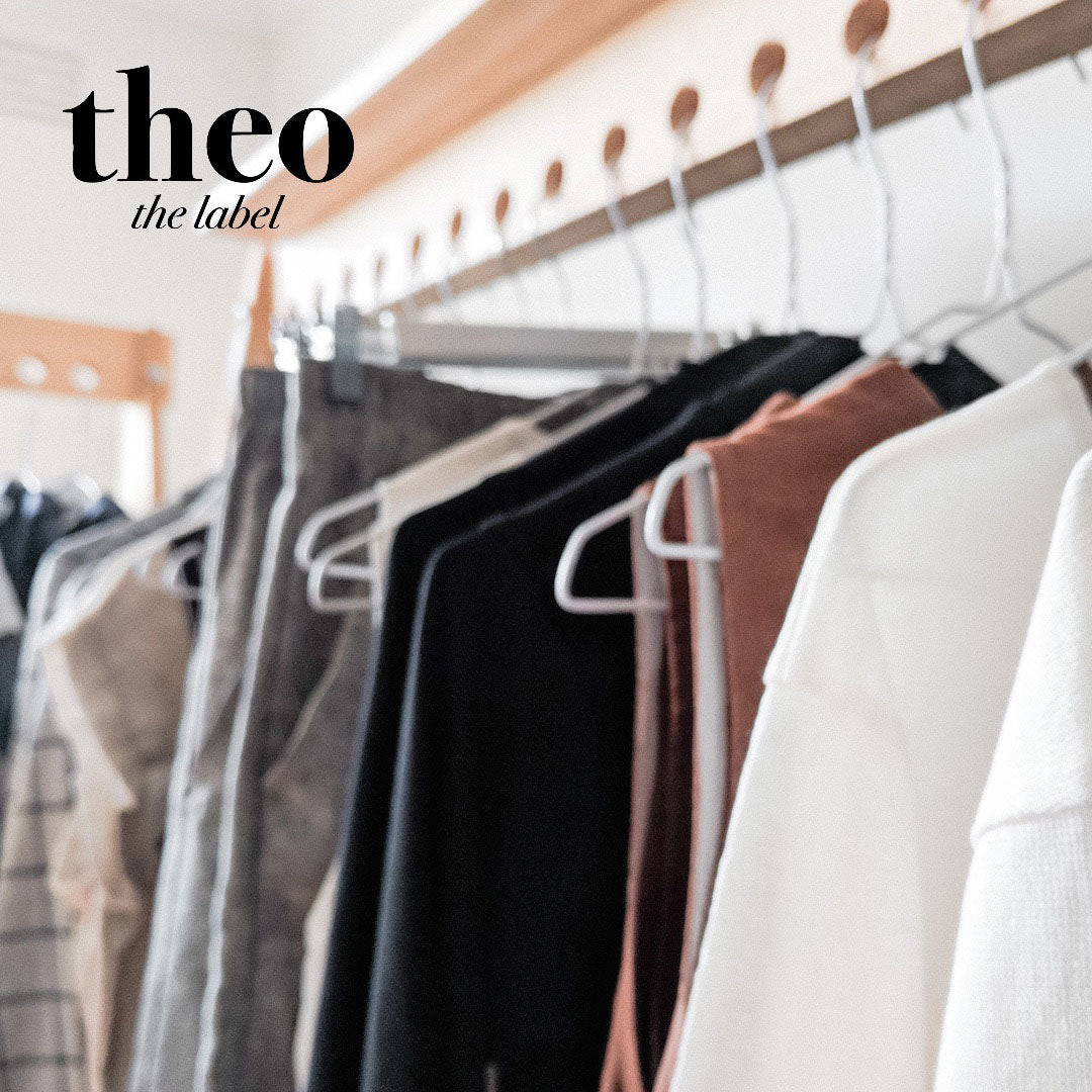 Theo the label