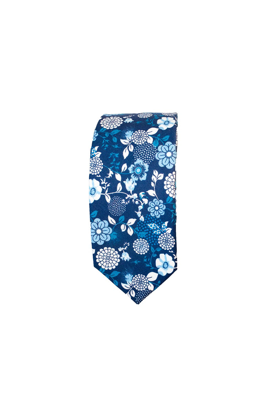 HEW Clothing Tie in Cara Floral Print