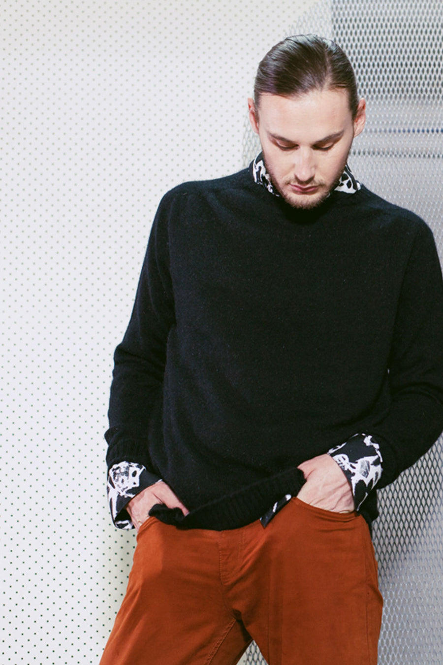 HEW Clothing Possum Wool Jumper