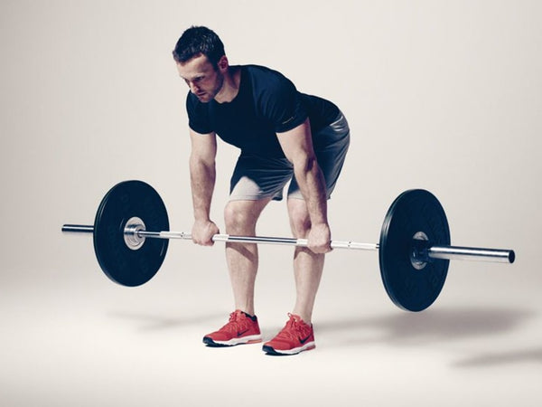 5 Barbell Workouts To Burn Fat Fast