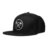 Hatchet Snapback - Black