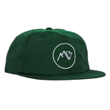 Original Snapback - Forest Green