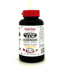 Slippery Elm Tangerin 150 Lozenges