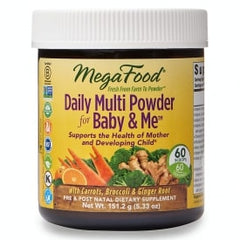 Daily Multi Powder For Baby & Me 151g
