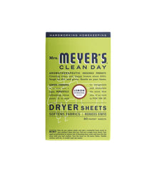 Dryer Sheets Lemon Verbena 80sheets