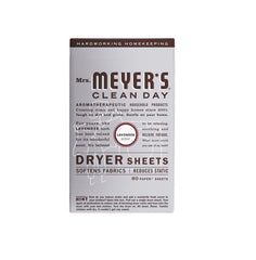 Dryer Sheets Lavender 80sheets