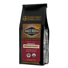 Organic Medium Roast Whole Bean 340g