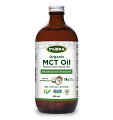 MCT Oil Organic 500ml
