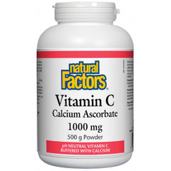 Vitamin C Calcium Ascorbic Powder 1000mg 500g