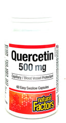 Quercetin 500mg 60 Caps