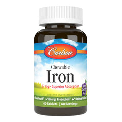 Iron Chewable 60 Tablets