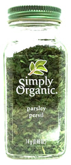 Parsley Organic 14g