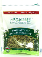 Rosemary Leaf Whole Organic 3g