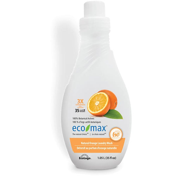 3x Concentrate Orange Laundry Wash1.05L - Laundry